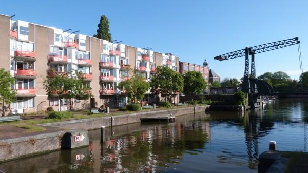 Groen dak met 100 zonnepanelen voor VvE De Sluis?