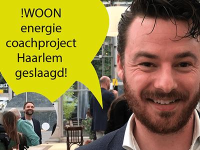 Krijgt succes Energiecoach Haarlem een vervolg? [video]