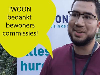 Pluim voor bewonerscommissies in Nieuw-West [video]