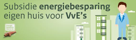 Subsidie voor energiebesparing in uw VvE