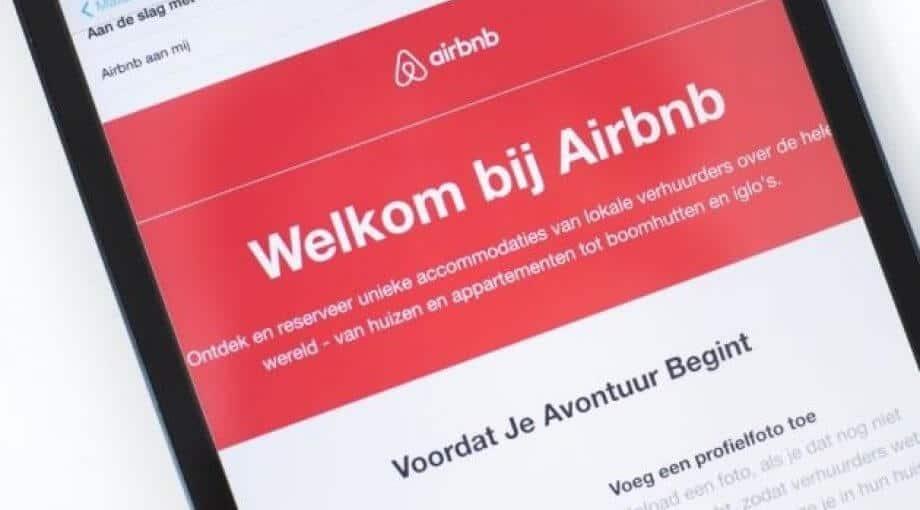 Airbnb niet altijd ok