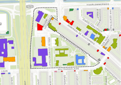 Bewonersinbreng bij stedebouwkundige visie