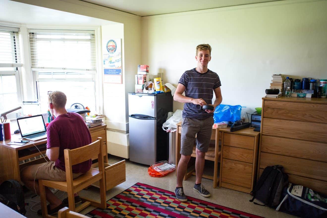 Foto bij artikel van !WOON: is kamergewijze verhuur toegestaan?