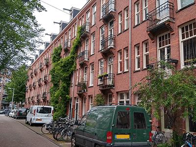 PEW project Rombout Hogerbeetsstraat