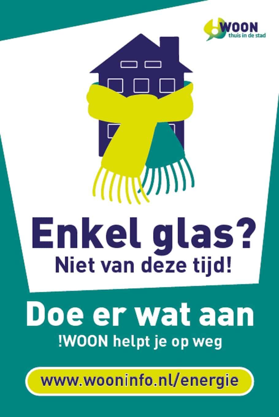 Nog 100.000 woningen met enkelglas in Amsterdam