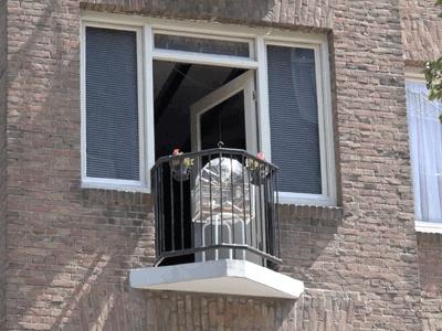 Foto van een balkon bij artikel over vve modelreglement